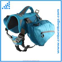 Pet Dog Backpack, Comfort Harness Fit, Saddlebag,dog backpack , Outdoor for Small & Large Dog