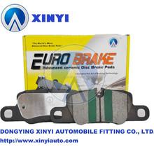 Car Brake Pad Brake Parts ceramic low-matellic simi-matellic