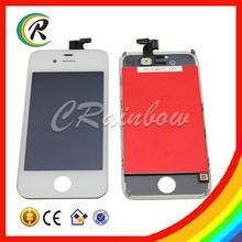 Spare parts lcd digitizer assembly for iphone 4s lcd tx