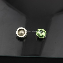 factory price lead free rivoli crystal beads for jewelry decoration