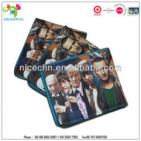 2015 new design product men's brand wallet