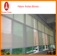 Electric Fabric Roller Blinds With 5 Years Of Guarantee