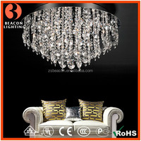 Made in China new product crystal chandelier modern crystal drop ceiling light fixture for decoration MC8184-16A