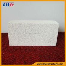 refractory mullite thermal insulating fire brick