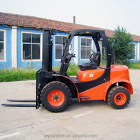 2015 WECAN off road forklift 2.5ton model CPCD25Y