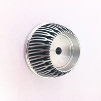 Extrusion aluminum LED sun-flower heatsink profile from direct supplier