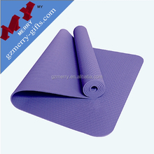 Sublimation fitness sport blank yoga mat storage with vent bag