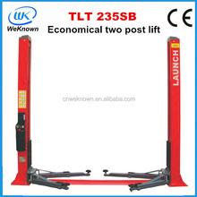 Launch car lifts TLT235SB, lift car, used 2 post car lift for sale