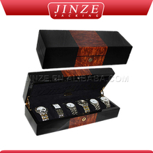 Hot Sale Charm Natural Wooden Wholesale Box Watch