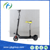 gas standing scooter