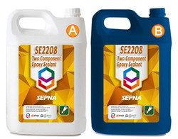 High quality metal glass epoxy adhesive glue by sepuna SE2208