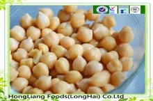 Delicious drying top quality canned chickpea