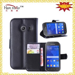 For Samsung Galaxy Ace Style G310 Luxury Leather Case, Cheap Mobile Phone Leather Case For Samsung G310