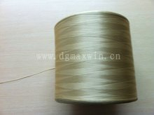 yellow polyester yarn for optical fiber cable