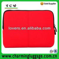 Colorful neoprene laptop sleeve 11.6 for women