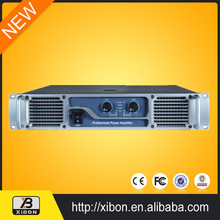 Hot sale audio mosfet in China 4-channel power amplifier