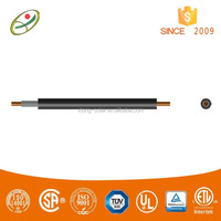 High Quality hot sale TUV approved mc4 solar pv connector cable for photovoltaic systems