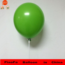 Pure latex round shape cheap helium balloons