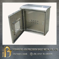 made in china customized electric meter cabinet manufacture