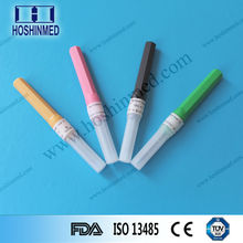 Health and medical products single draw blood collection needle