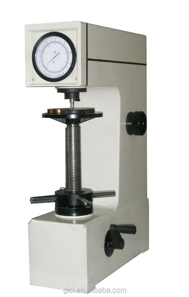 rockwell hardness testing machine