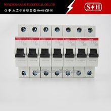 Miniature Circuit Breaker B Curve 10A 4.5kA 1P automatic circuit breaker