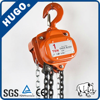 New Deaign Building Block Manual Small Chain Hoist