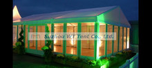 huge space cheap pavilion party tent for event in Nigeria