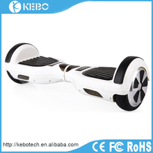 Topwheel New style LED Light 2 wheel smart io hawk 6.5 inch self balance electric scooter