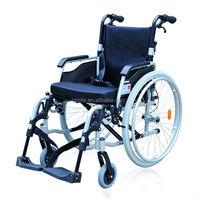 ce&iso 2015 european style hospital&home care manual wheelchair light folding aluminum wheelchairs
