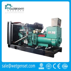 50hz 60hz 220v good performance permanent magnet alternator diesel generator