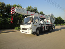 HOT SALE 6ton-12tons New Condition and Truck Crane Feature truck-mounted crane truck