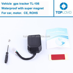 factory mini gps tracker for motorcycle made in China TL-106
