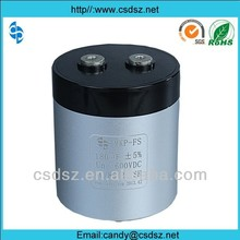 capacitor high voltage winder power used super used with ISO9001 approved