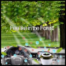 2015 new Car & Home Air ionizer Purifier,air freshener elimination of formaldehyde, odor, smoke