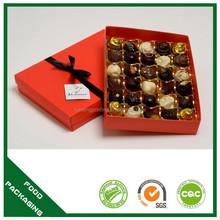 High-grade biodegradable Luxury gift box, chocolate box, gift packing box