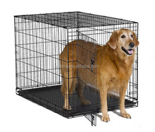 Stainless Steel Dog Cage/Dog House DC-003