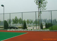 top quality chain link wire mesh(factory)