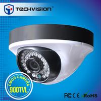 900TVL dome analog rotating camera with IR cut for CCTV system