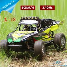 1 18 Scale High Speed 50KM/H RC Car