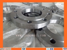 BG astm a105 carbon steel uni 2278 flange used in mechanical parts