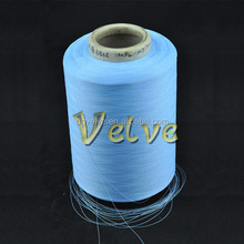 High quality glow in the dark embroidery thread customize polyester glow in the dark thread 150d