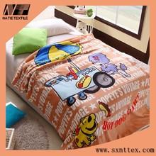 Baby Kids Toddler Animal Fleece Throw Blanket Bed Set Cover Quilt Sheet