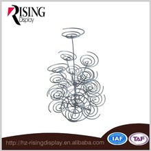 19 Cups Stainless Steel Decorative Cupcake Stand