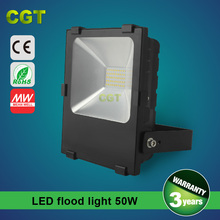 outdoor LED basketball/football/golf court flood light 50W CE Rohs certificated 3 years warranty