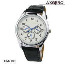 chinese branded advertising private label man wrist watch