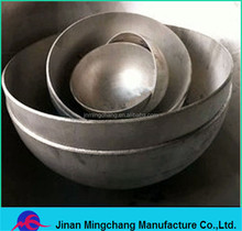 Stainless steel domed end cap, hemispherical head from alibaba china suppliers