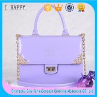 PU leather single shoulder bag Classic elegant messenger bag wholesale