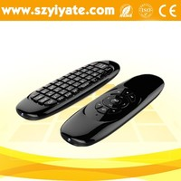 2.4ghz Wireless blooth RF Air Mouse Remote wireless mouse with rechargeable usb cable interface air Mouse