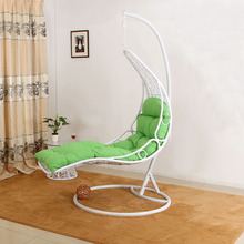 indoor home rocking rattan chair roof swing chair